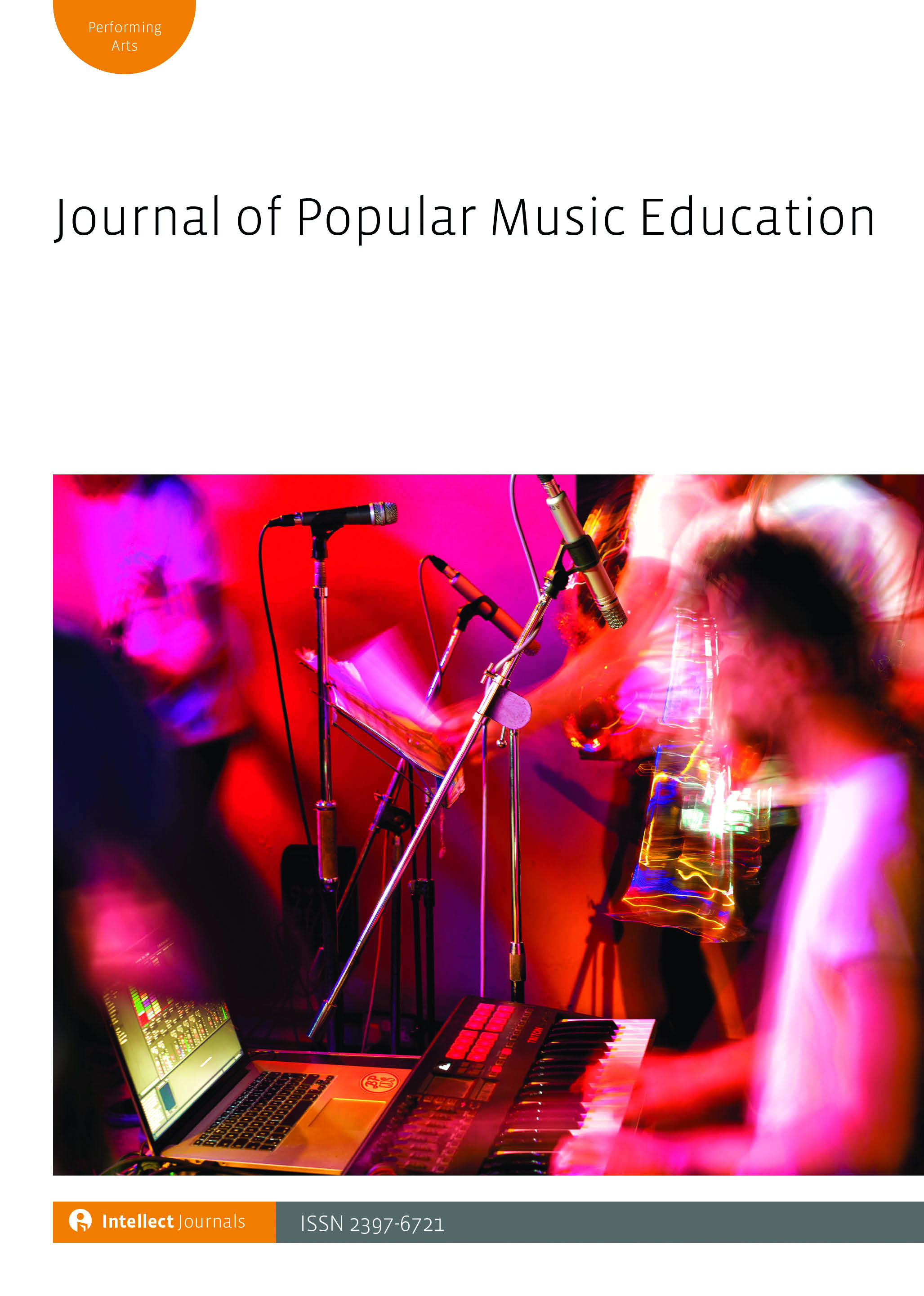 Journal of Popular Music Education